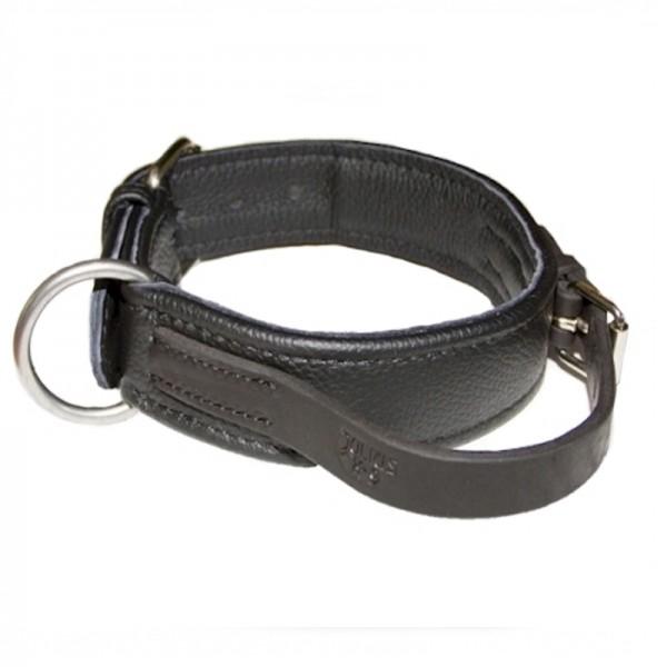 Collar de cuero con asa julius k 9 para perros comprar mejor precio tienda online - Collares de cuero ...