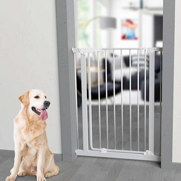 Puerta de seguridad mara pasillos puertas escaleras for Puerta seguridad perros