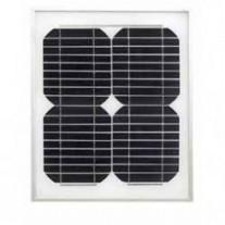 Placa solar 10 Watios para pastor eléctrico o cerca