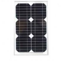 Panel solar 15 watios para pastor eléctrico o cerca