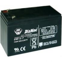 Batería recargable 12 V 7 A/h Batería para pastores eléctricos y cercas eléctricas