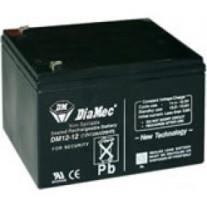 Batería recargable 12 V 12 A/h para pastores eléctricos y cercas eléctricas