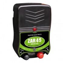 Pastor eléctrico Zar 45. 220v - 12v Mixto para perros gatos caballos vacas