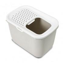 Arenero para gatos Higiénico WC Hop in