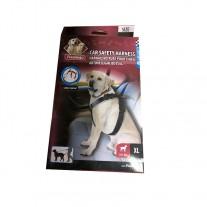 Arnes Seguridad de perros para coche Flaminio XL PERROS GRANDES + 24KG