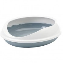 Bandeja Arenero para gatos WC ovalada Figaro