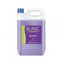 Champú Artero Blanc para perros garrafa de 5 L.