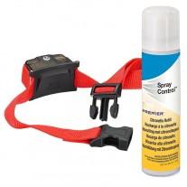 Collar Anti ladridos Spray citronella para perros