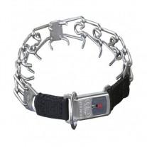 """Collar de pinchos de acero inoxidable con cierre """"Click Lock"""" Sprenger"""