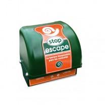 Cercado para caracoles  anti escape Malla eléctrica stop escape con batería