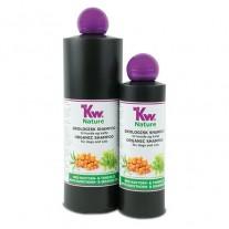 KW Champú Nature aceite de espino amarillo y algas marinas perros y gatos