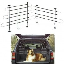 Separadores maletero de coche para perros