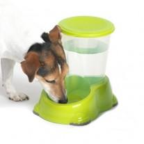 Bebedero Tolva Smart Verde para perros