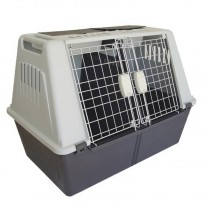 Transportines para perros viajar en coche Maletero