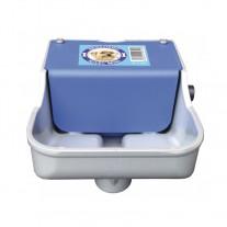Bebedero para perros Nivel agua constante Mini Aluminio