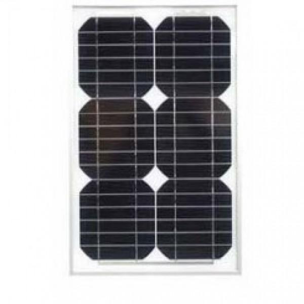 Panel solar 15 watios para pastor eléctrico o cerca comprar precio barato