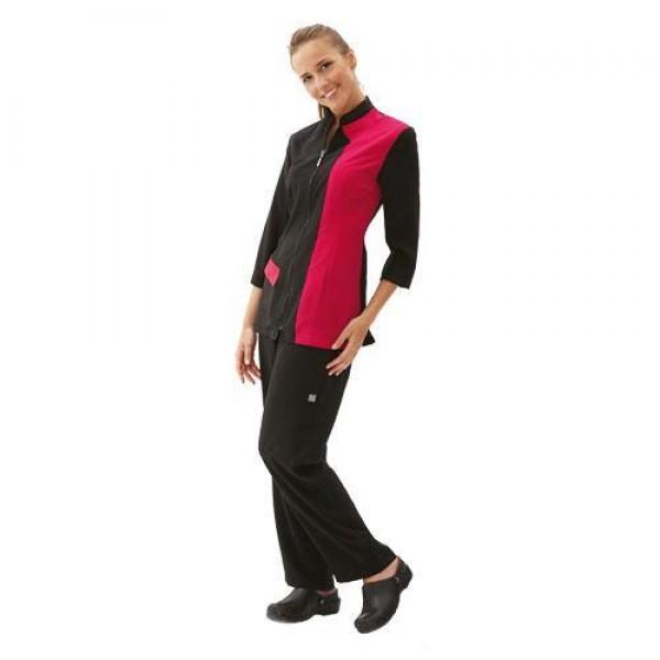 Fashion pantalón negro talla L para centros caninos   Comprar vestuario profesional para peluqueria canina   productos para peluqueria perros Artero