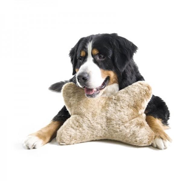Almohada Anti-stress para perros relaja cuello y cabeza