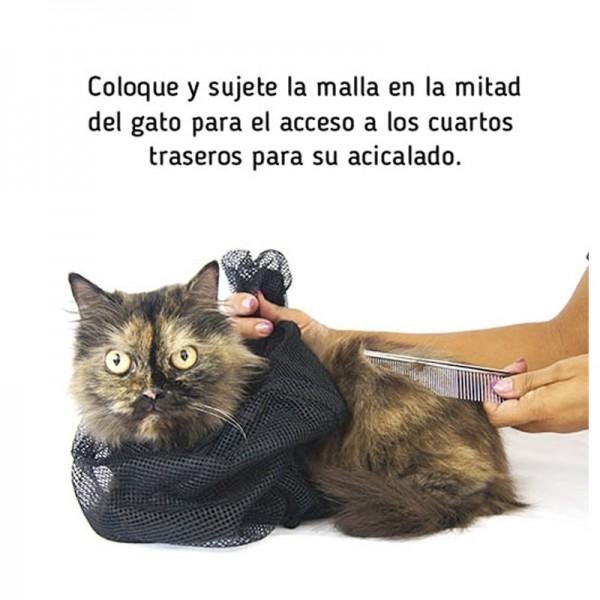 Comprar bolsa de malla para ba ar gatos o cortar u as on - Banar gatos ...