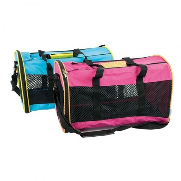 Bolso transportin Sport colour para perros y gatos