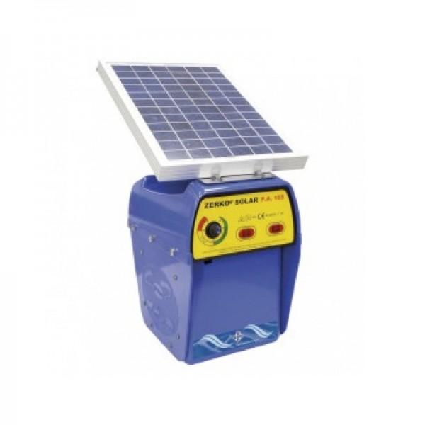 Cerca eléctrica Zerko-Solar cerco pastor eléctrico placa solares