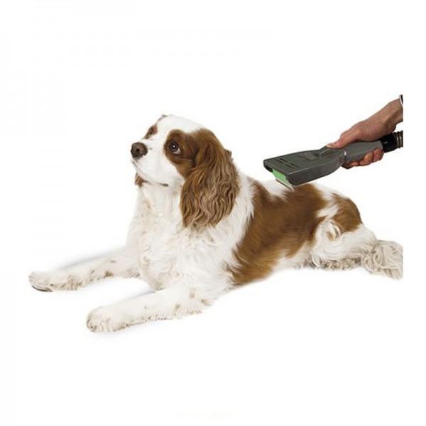 comprar Peine Vaciador con aspirador para pelo muerto perros y gatos mejor precio
