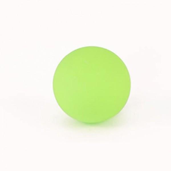 Pelota para perros verde fluorescente brilla en la Noche