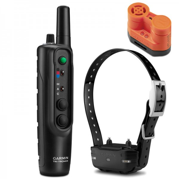 Garmin Pro 550 Collar eléctrico 1500 metros Kit adiestrar perros + Collar becada