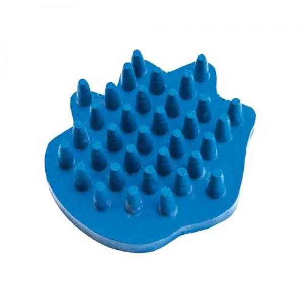 Manopla huella azul para perros | manopla para peluqueria canina | productos peluqueria para perros | Mi Fauna distribuidor Online