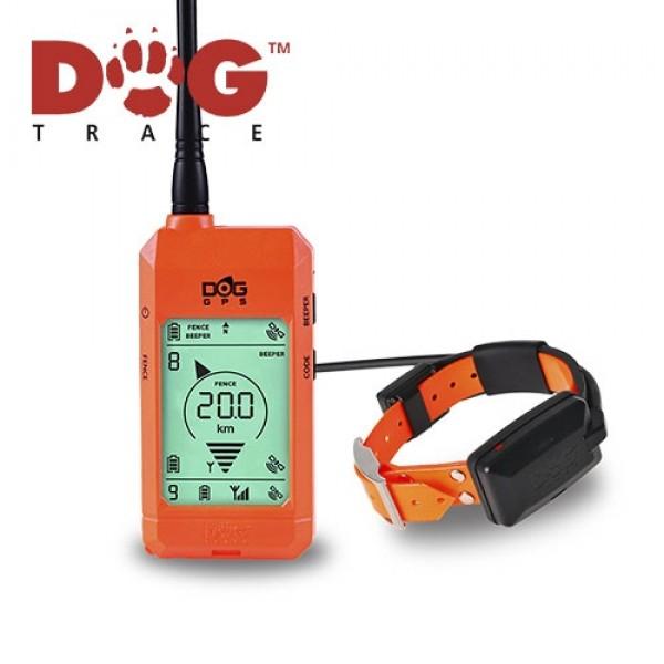 Localizador GPS Dogtrace X20 + Plus naranja para perros de caza y becada | comprar mejor precio Localizador GPS Dogtrace X20 + Plus