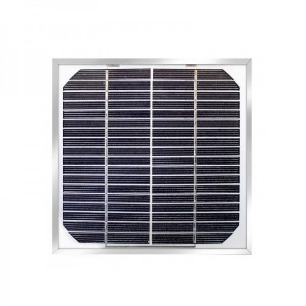 Placas Solares Paneles 3w 5w 10w 15w y 25w Para cercas y pastores eléctricos