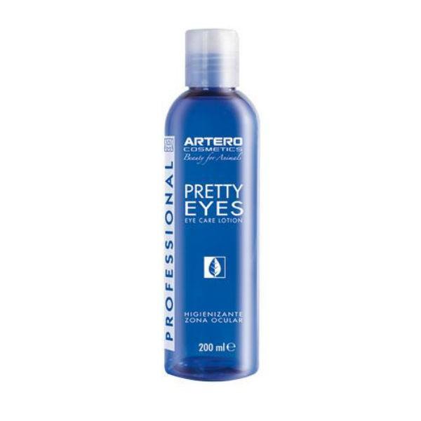 Producto limpiador ojos para perros Artero  | Comprar Artero cosmeticos para perros | productos higiene para perros | Artero distribuidor