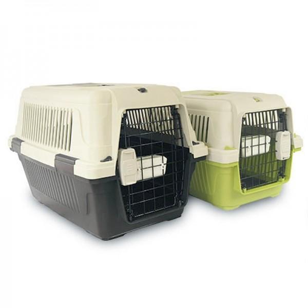 Transportín DELUXE II para perros pequeños y medianos